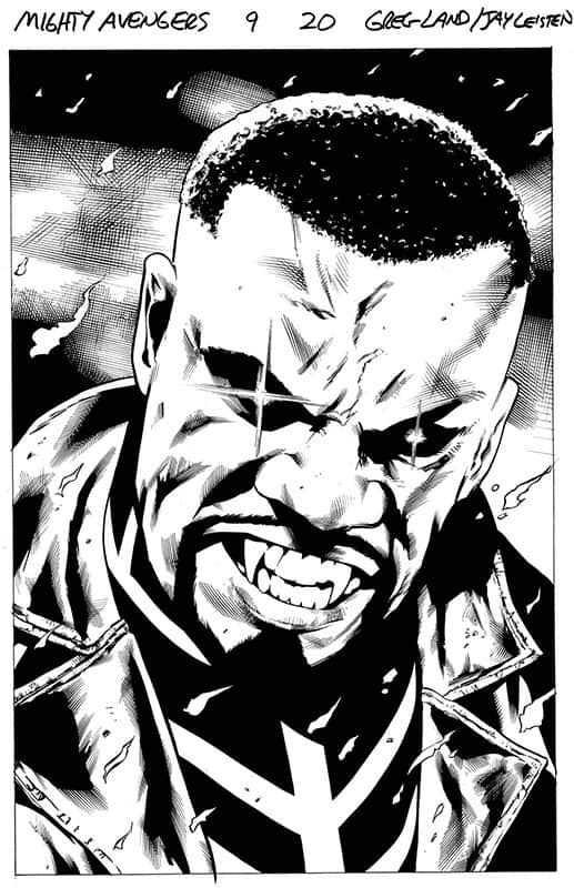 Mighty Avengers # 9 pg20