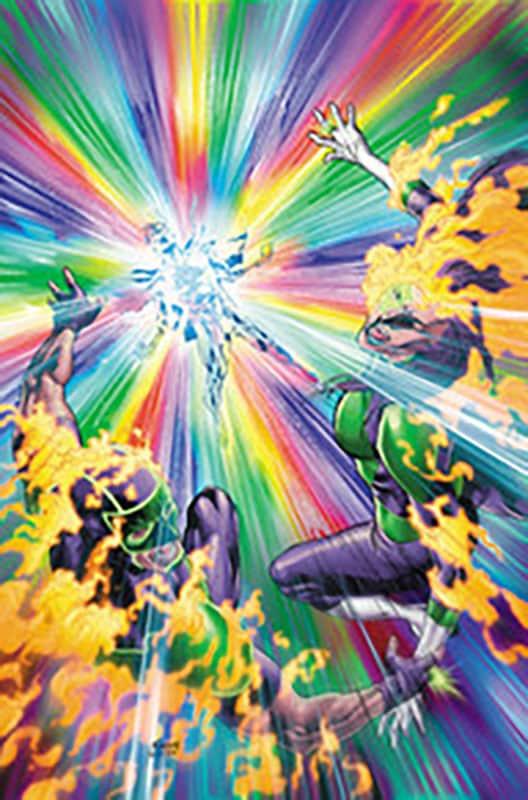 Green Lanterns #14 Rebirth