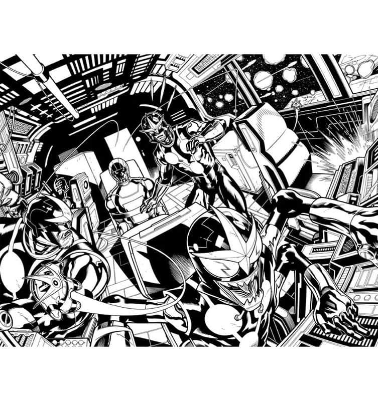 Nova # 1 pg12 & 13