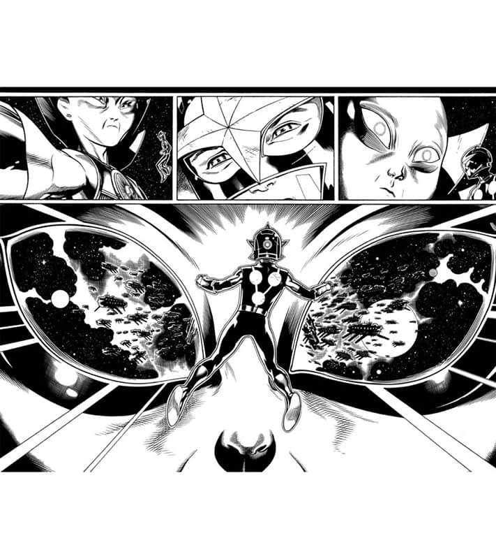 Nova # 3 pg 2 & 3