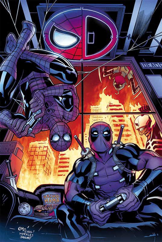Spider-man / Deadpool #10