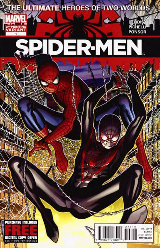 Spidermen # 1