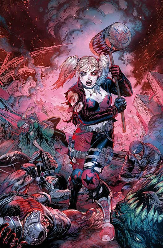Suicide Squad  #1 Midtown Exclusive