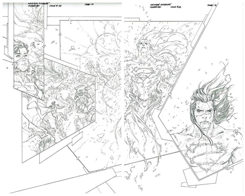 Superman #25 pg12&13