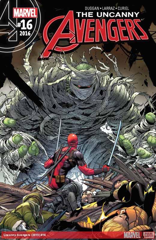 Uncanny Avengers #16 (V3)