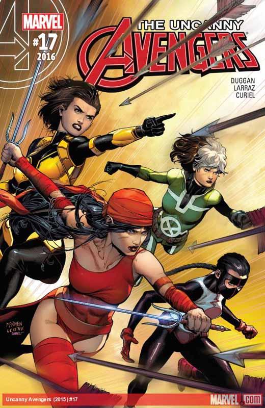 Uncanny Avengers #17 (V3)