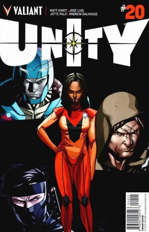 Unity #20