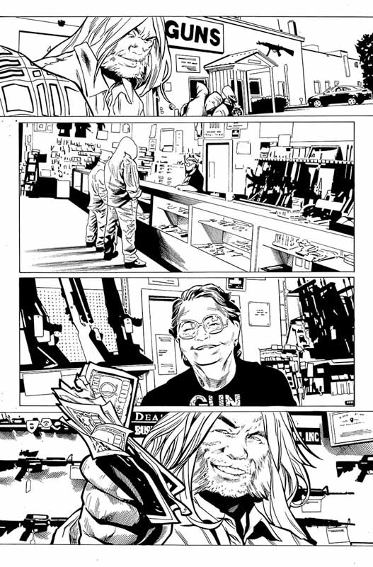 Weapon X # 3 pg 4