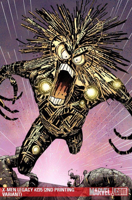 X-men #235 cover