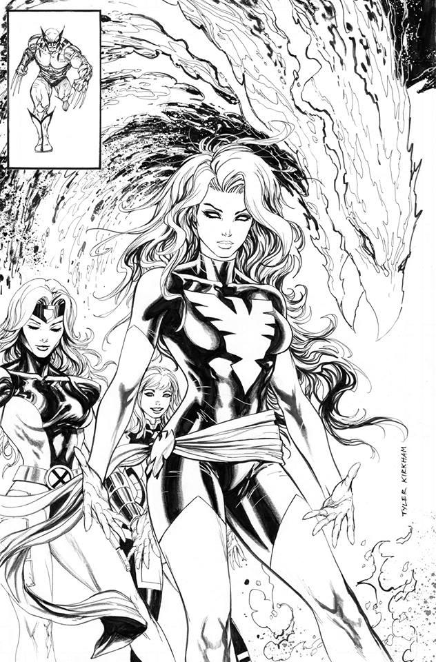 Jean Grey # 1 KRS Variant