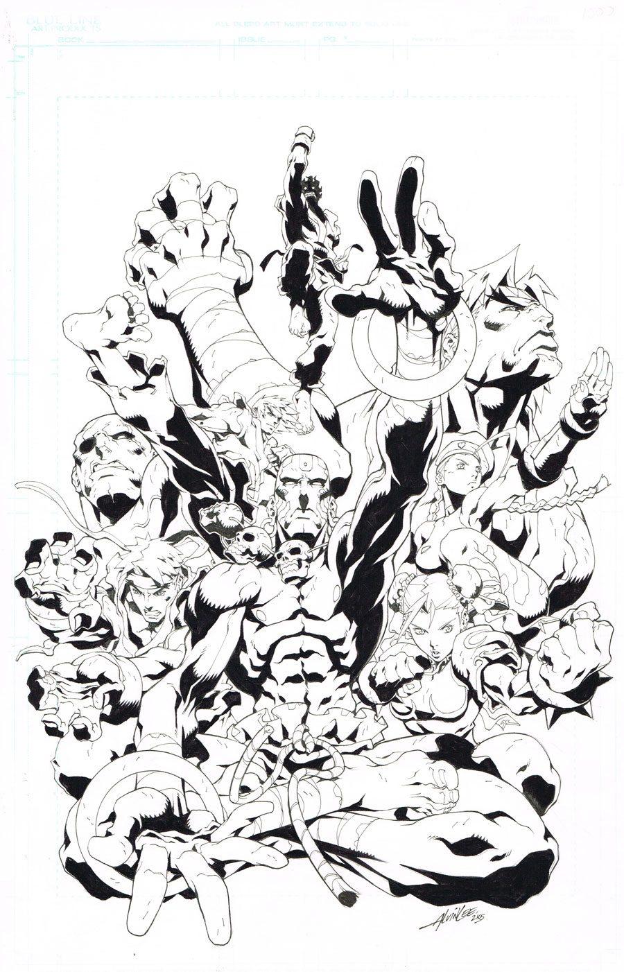 Street Fighter II #2A