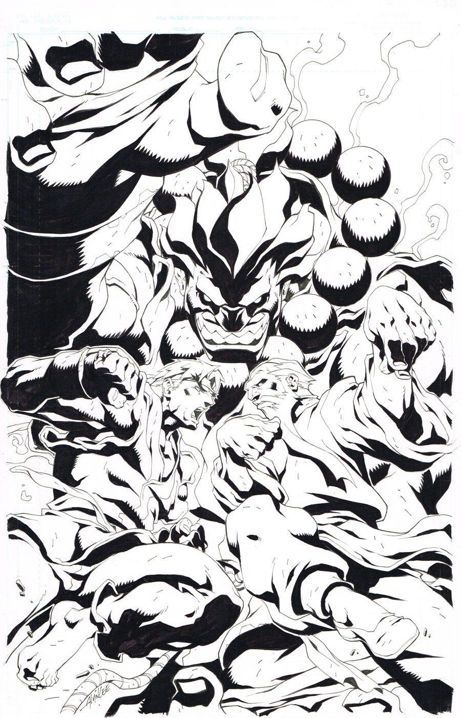 Street Fighter II #4A