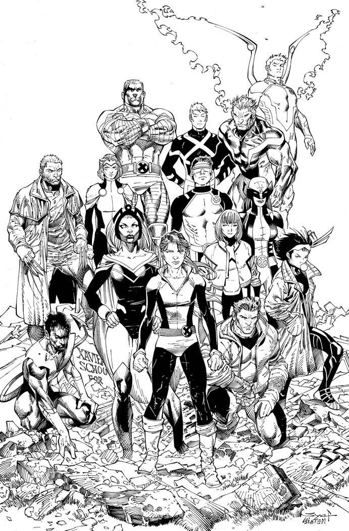 X-men Prime # 1