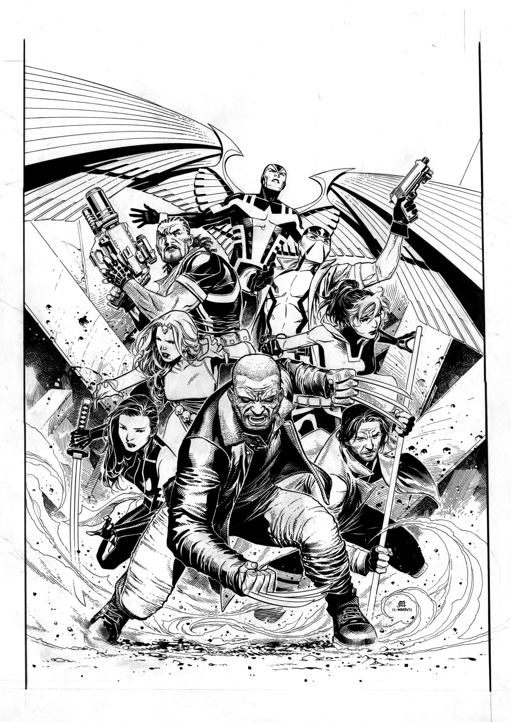 Astonishing X-Men # 1