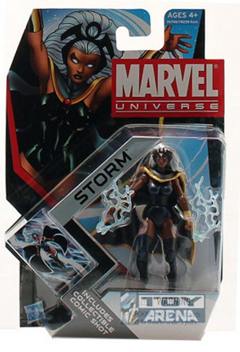 Storm- Marvel Universe Toy Series Art