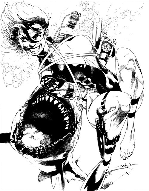 Jason Pearson- Commissions