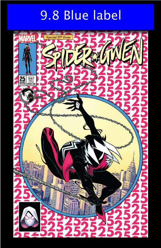Spider-Gwen #25 Cover A