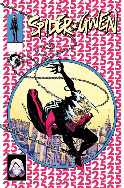 Spider-Gwen #25 Cover B