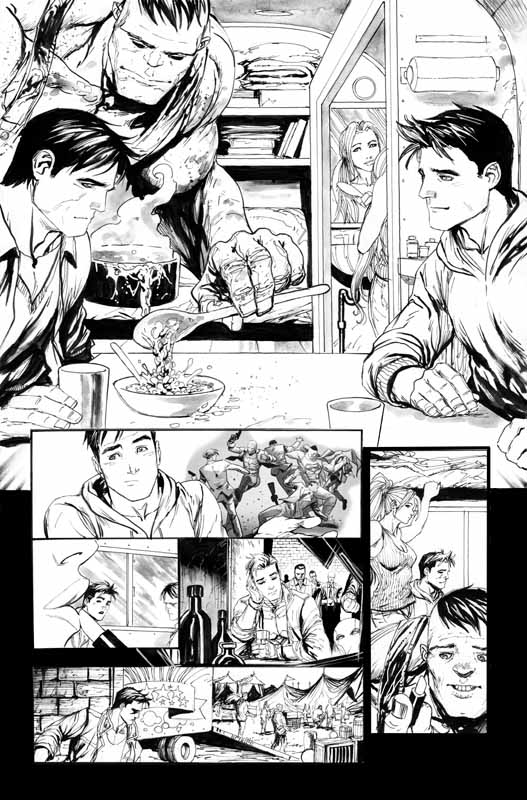 Red Hood & the Outlaws Annual # 1 pg10