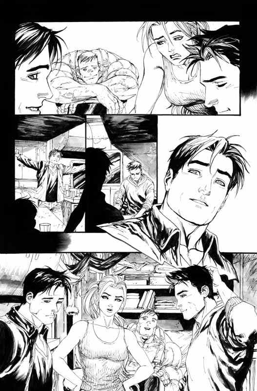 Red Hood & the Outlaws Annual # 1 pg12