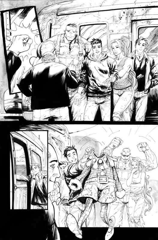 Red Hood & the Outlaws Annual # 1 pg13