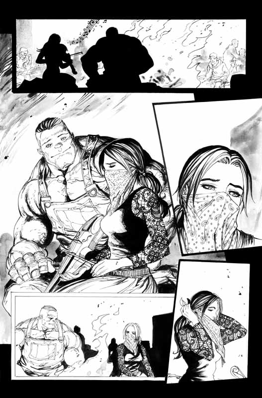 Red Hood & the Outlaws Annual # 1 pg17