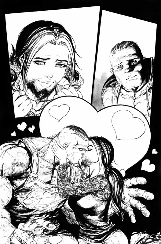Red Hood & the Outlaws Annual # 1 pg18