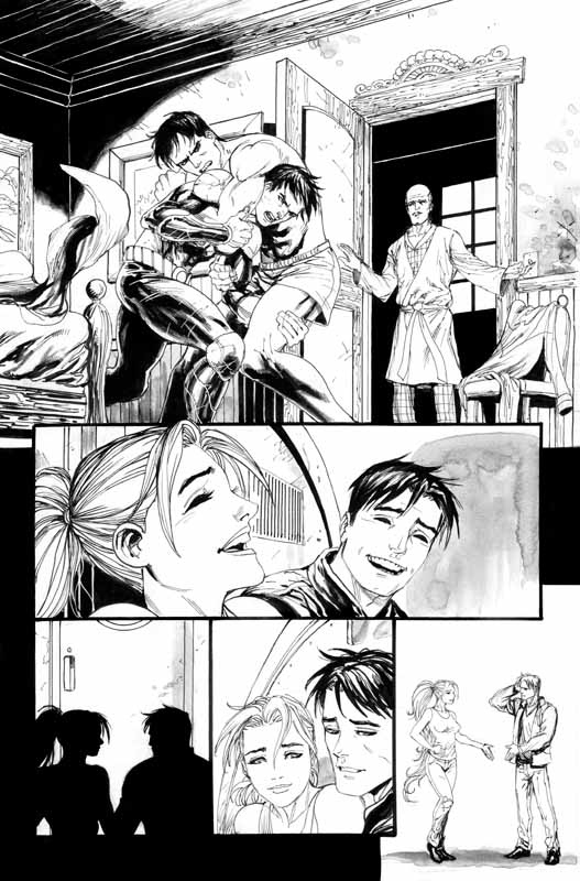 Red Hood & the Outlaws Annual # 1 pg21