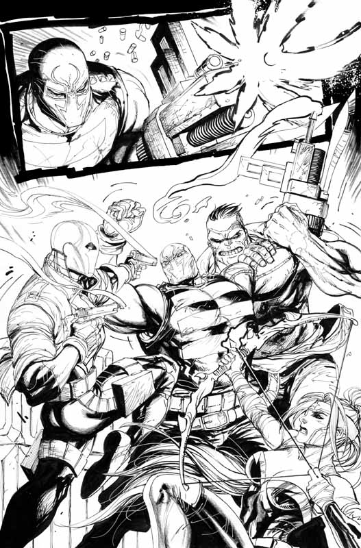 Red Hood & the Outlaws Annual # 1 pg30