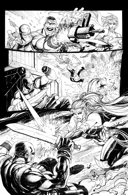 Red Hood & the Outlaws Annual # 1 pg31