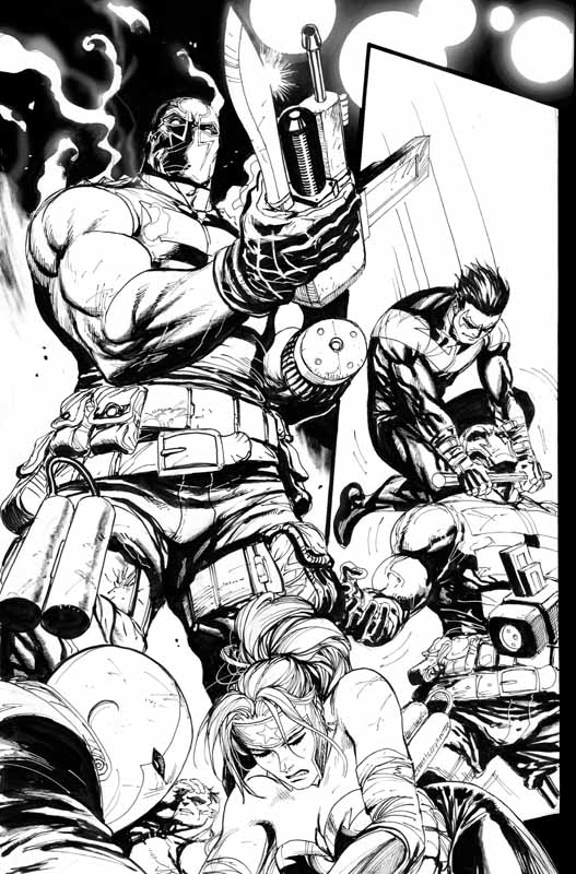 Red Hood & the Outlaws Annual # 1 pg34