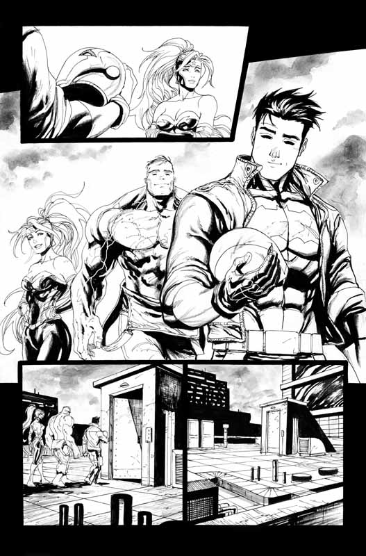 Red Hood & the Outlaws Annual # 1 pg38