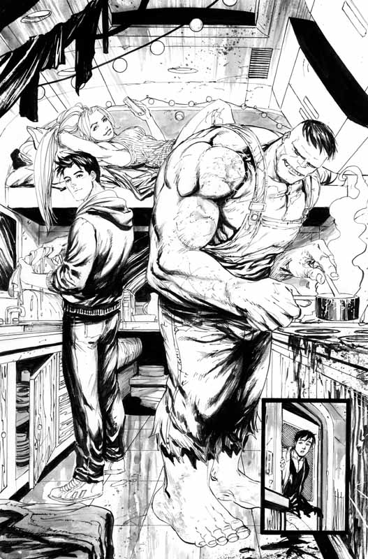 Red Hood & the Outlaws Annual # 1 pg 9