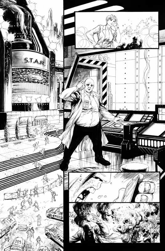 Superman #31 pg 1