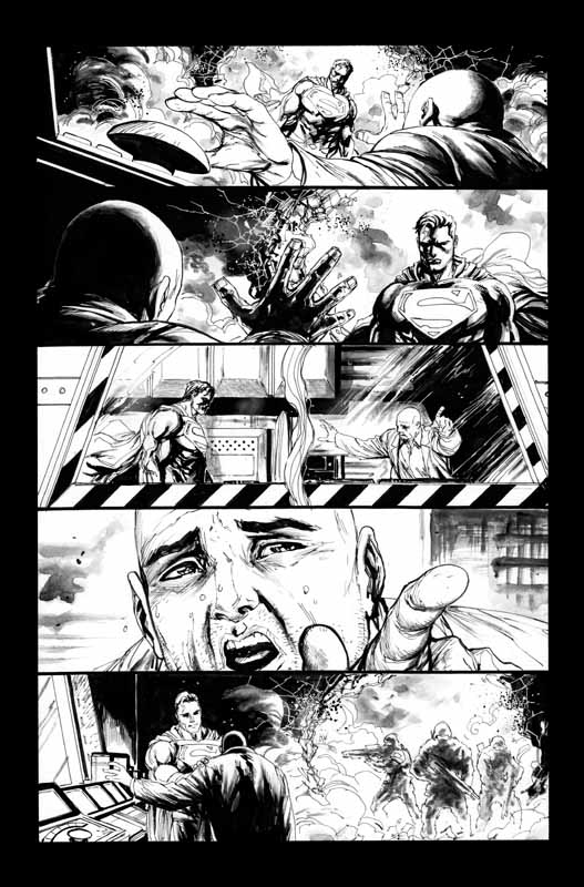 Superman #31 pg 3