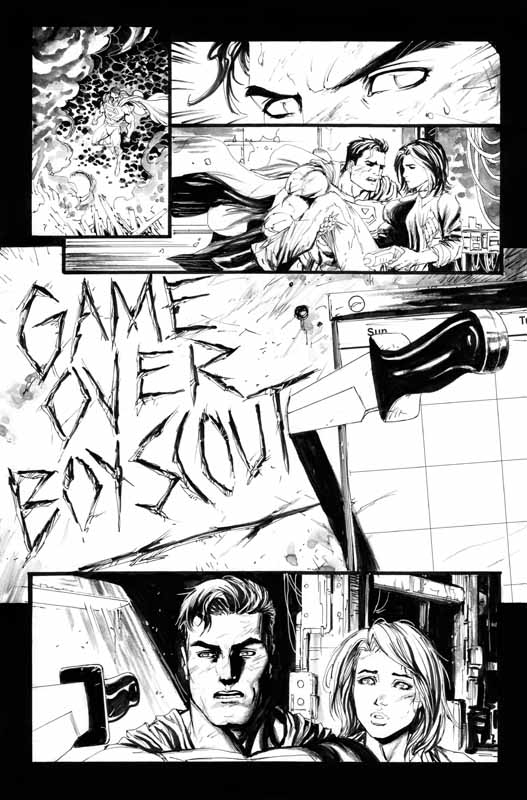 Superman #32 pg18