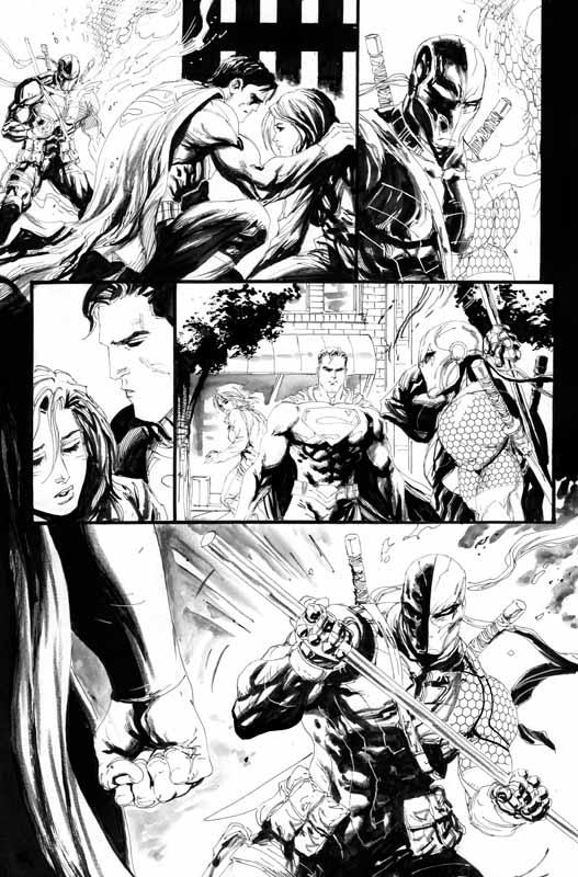 Superman #32 pg 5