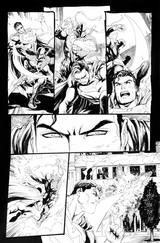 Superman #32 pg 7