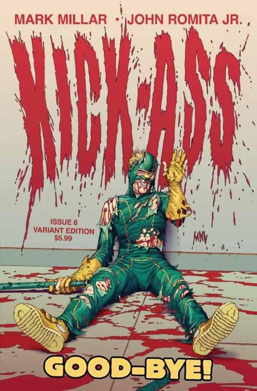 Kick Ass 3 #8