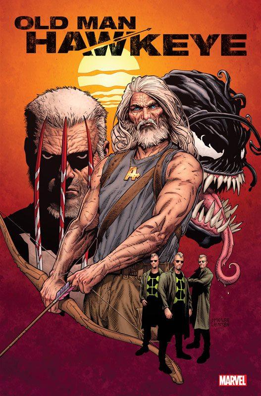 Old Man Hawkeye # 1