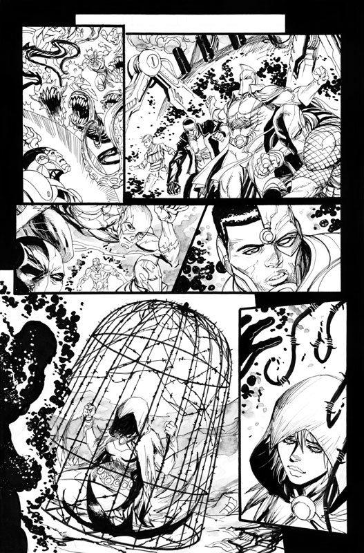 Justice League #33 pg14