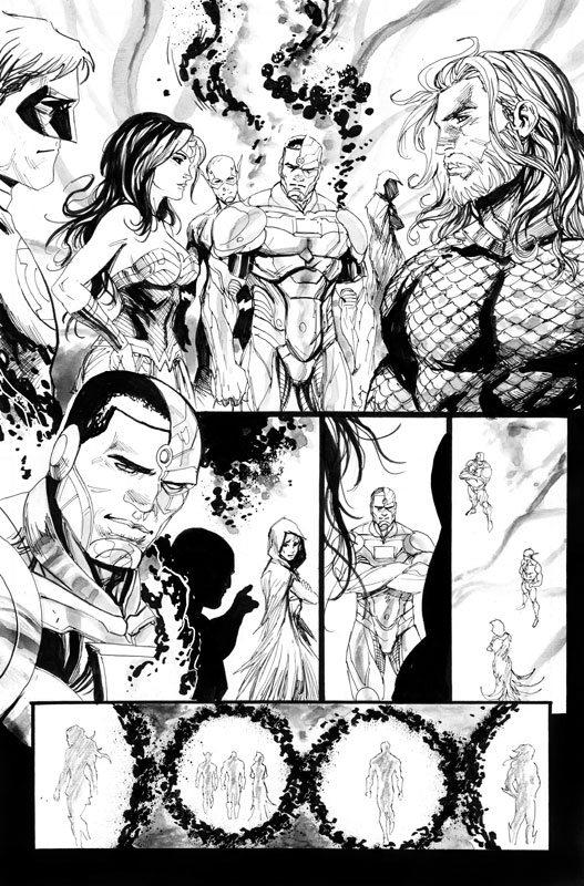 Justice League #33 pg19