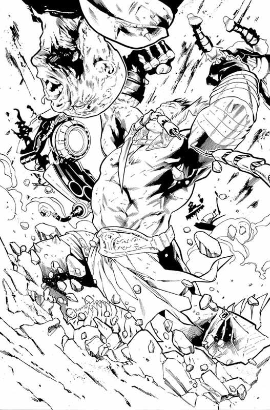 Incredible Hulk #710 pg 1