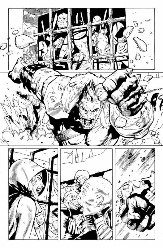 Incredible Hulk #710 pg 2