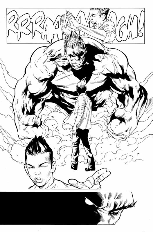 Incredible Hulk #710 pg 7