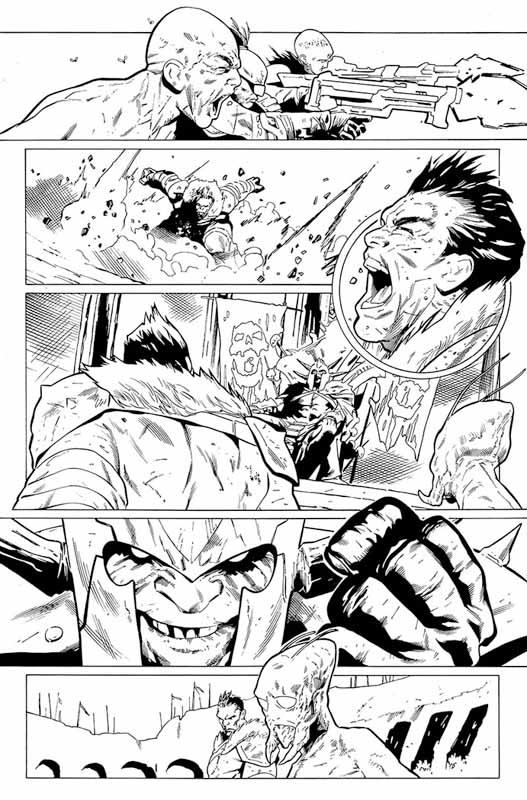 Incredible Hulk #710 pg 9
