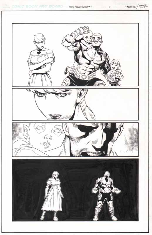 Guardians of the Infinity # 2 pg10