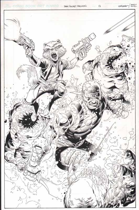 Guardians of the Infinity # 2 pg13