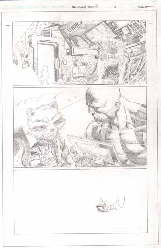 Guardians of the Infinity # 2 pg15