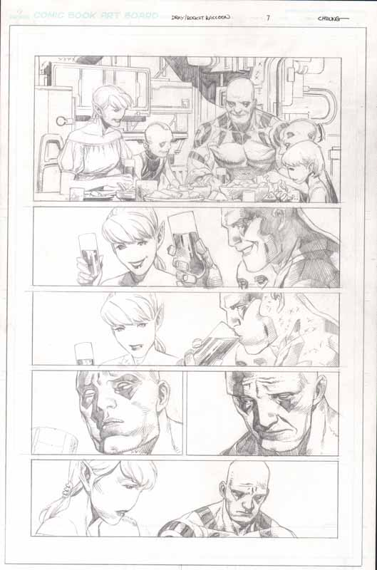 Guardians of the Infinity # 2 pg 7